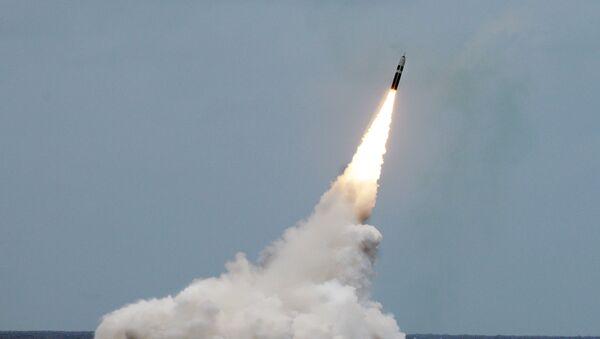 Лансирање балистичке ракете Trident II D5 - Sputnik Србија