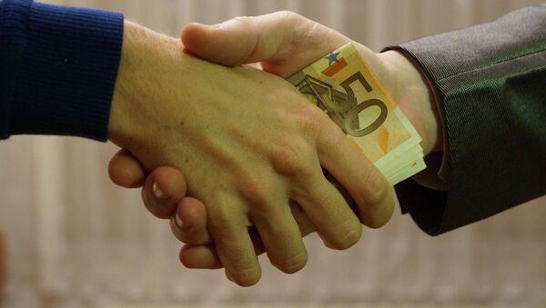 Lobiranje i korupcija - Sputnik Srbija
