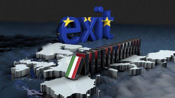 Italija EU - Sputnik Srbija