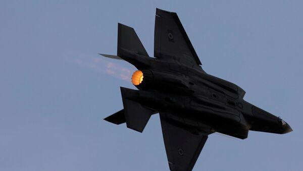Авион израелске авијације Ф-35 - Sputnik Србија