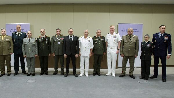 Konferencija načelnika generalštaba balkanskih zemalja - Sputnik Srbija