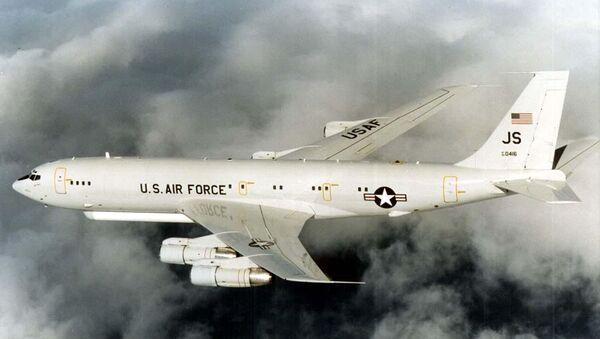 Амерички авион E-8 - Sputnik Србија