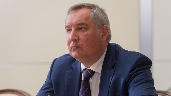 Bivši vicepremijer Rusije Dmitrij Rogozin - Sputnik Srbija