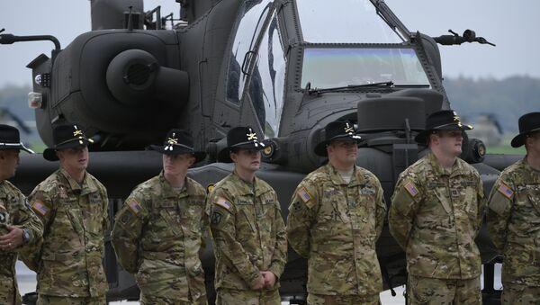 НАТО војници - Sputnik Србија