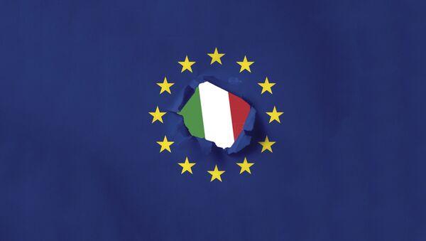 EU, Italija - ilustracija - Sputnik Srbija