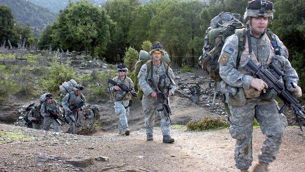 Војници САД - Sputnik Србија
