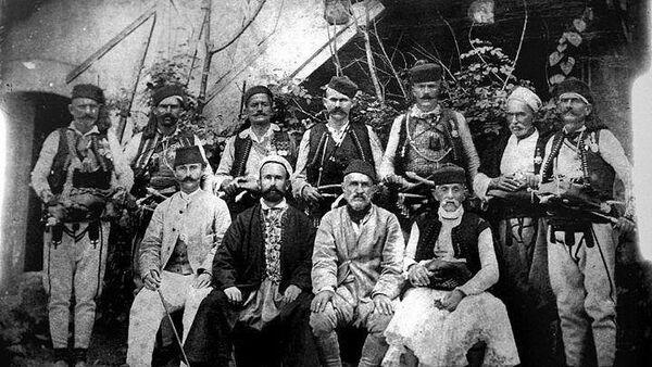 Učesnici Prizrenske lige - Sputnik Srbija