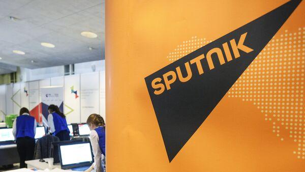 Studio informativne agencije i radija Sputnjik na VI Međunarodnom kulturnom forumu u Sankt Peterburgu - Sputnik Srbija