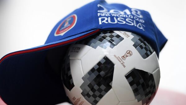 СП у Русији 2018 - Sputnik Србија