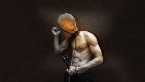 Мушкарац  - илустрација - Sputnik Србија
