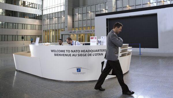 Sedište NATO-a - Sputnik Srbija