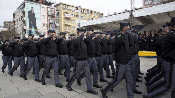 Припадници оружаних снага тзв. Косова - Sputnik Србија