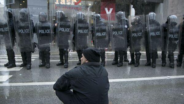 Косовоска полиција у Приштини - архивска фотографија - Sputnik Србија