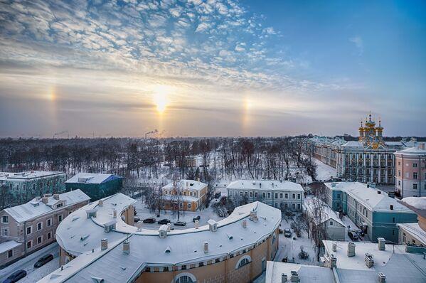 Nebo kao platno prirode: Najbolje fotografije vremenskih (ne)prilika - Sputnik Srbija