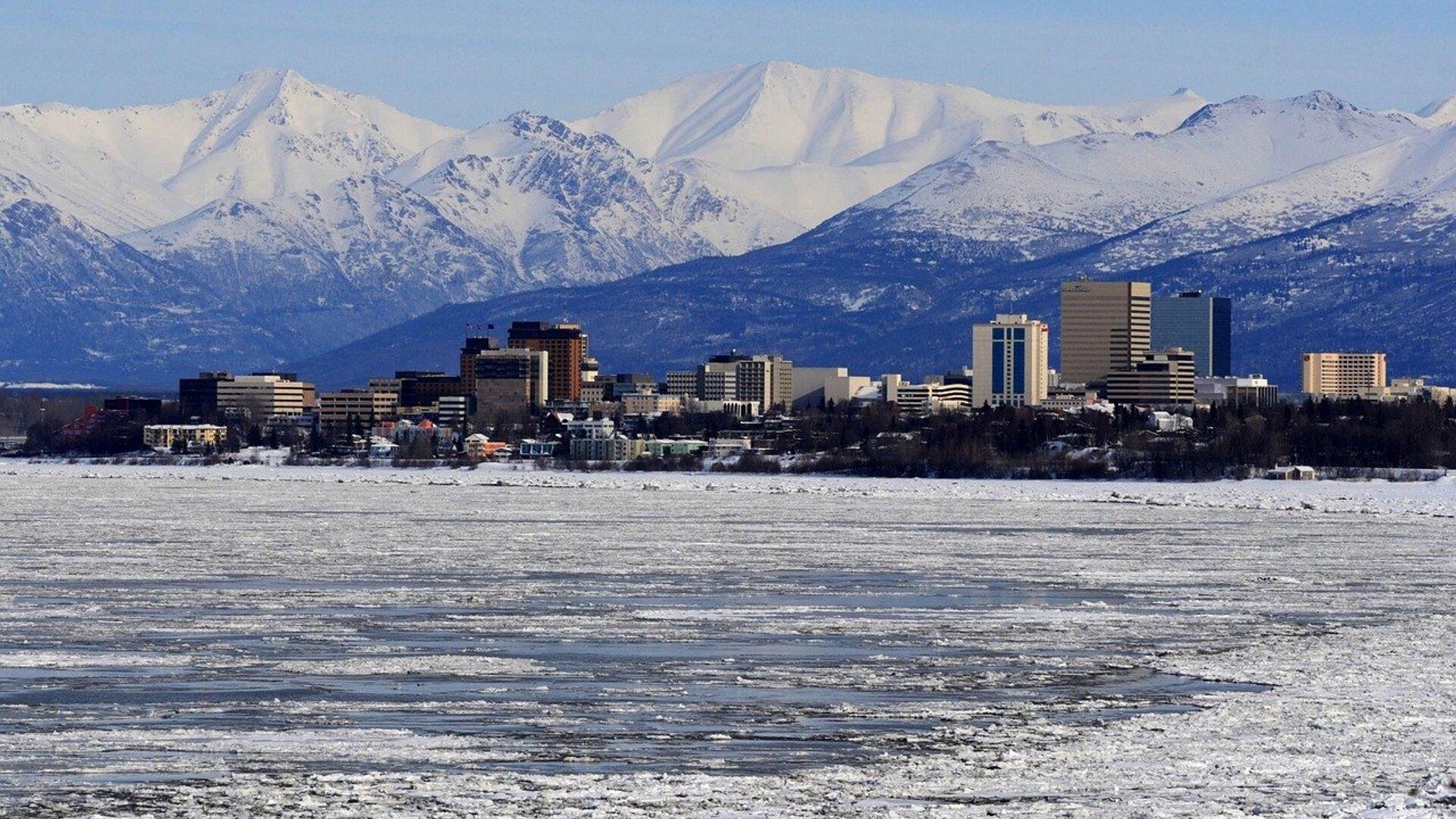 Enkoridž, najveći grad američke savezne države Aljaska - Sputnik Srbija, 1920, 04.10.2021