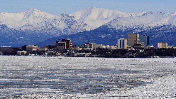 Енкориџ, највећи град америчке савезне државе Аљаска - Sputnik Србија