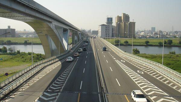 Ауто-пут у Токију - Sputnik Србија
