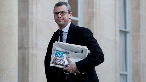 Шеф кабинета француског председника Алексис Колер - Sputnik Србија