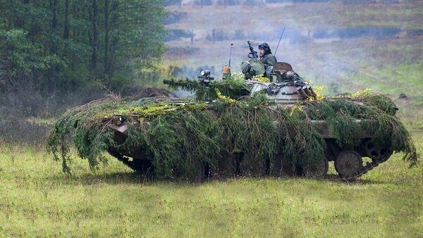 Vojne vežbe NATO-a - Sputnik Srbija
