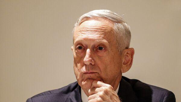 Američki ministar odbrane Džejms Matis - Sputnik Srbija