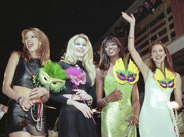 Sindi, Naomi, Klaudija... Neostvarivi ideali devedesetih - Sputnik Srbija