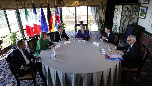 Samit G7 2018 u Kanadi - Sputnik Srbija