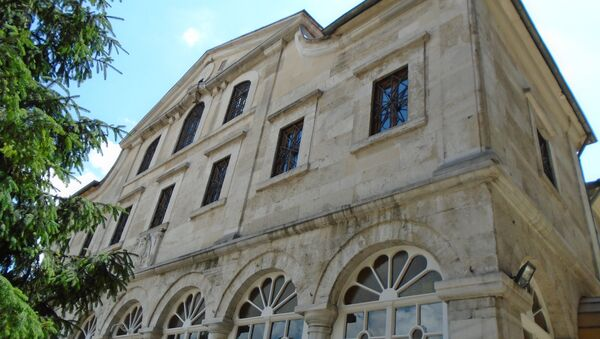 Zgrada Carigradske patrijaršije u Istanbulu - Sputnik Srbija