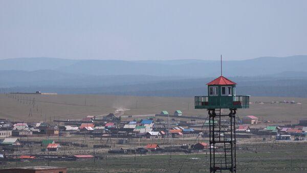 Град на граници са Монголијом - Sputnik Србија