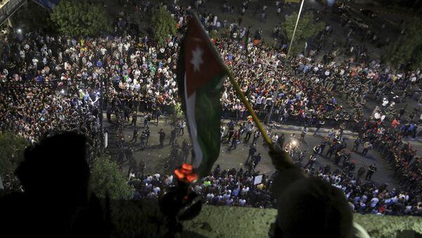 Протести у Јордану - Sputnik Србија
