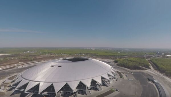 Stadion u Samari - Sputnik Srbija