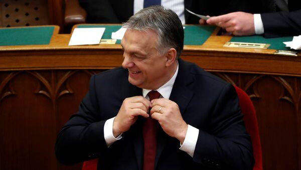 Мађарски премијер Виктор Орбан - Sputnik Србија