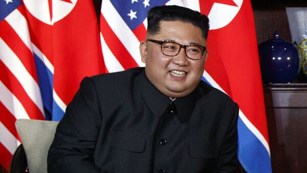 Ким Џонг Ун - Sputnik Србија