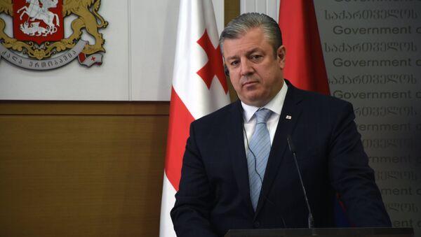 Премијер Грузије Георгиј Квирикашвили - Sputnik Србија