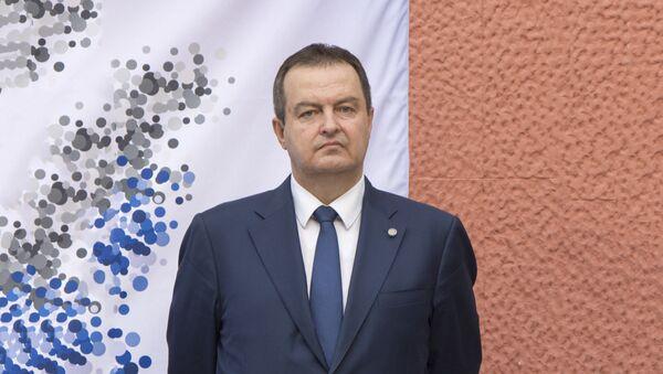 Министар Ивица Дачић - Sputnik Србија