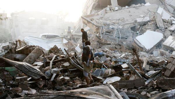 Ситуација у Сани, Јемен - Sputnik Србија