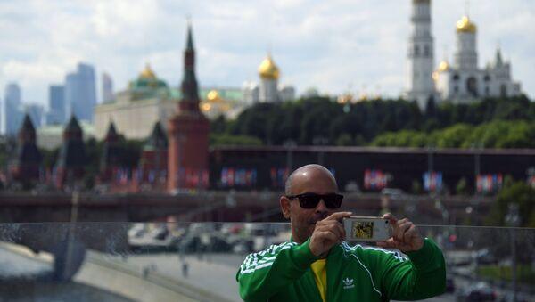 Москва спремна за Мундијал - Sputnik Србија