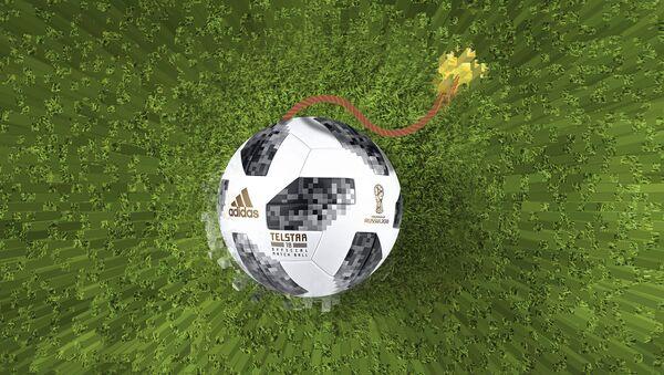 Фудбал - илустрација - Sputnik Србија