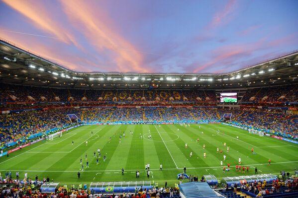 У ишчекивању меча Бразила и Швајцарске - Sputnik Србија