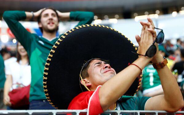 Мексиканци су плакали од среће - Sputnik Србија