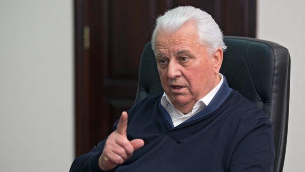 Бивши председник Украјине Леонид Кравчук - Sputnik Србија
