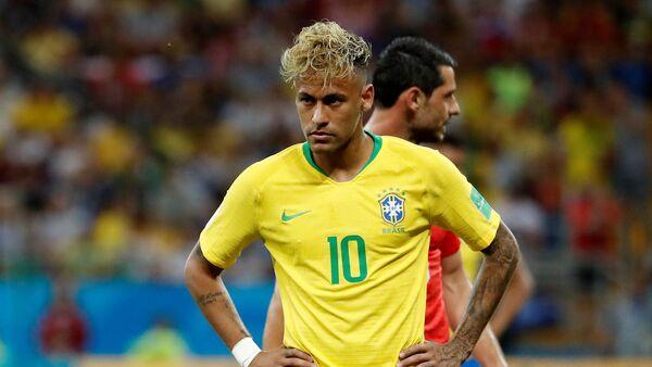 Бразилски фудбалер Нејмар - Sputnik Србија