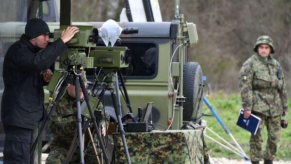 Ispitavanj novih raketnihj sistema u VS - Sputnik Srbija