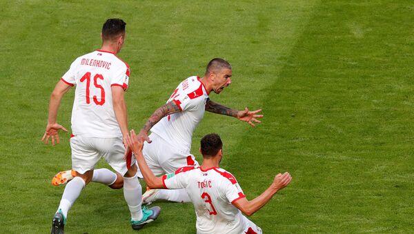 Српски фудбалери - Sputnik Србија