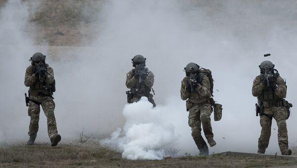 НАТО вежбе у Источној Европи - Sputnik Србија