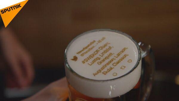 Švedska: Popijte pivo sa tvitovima uživo sa SP - Sputnik Srbija