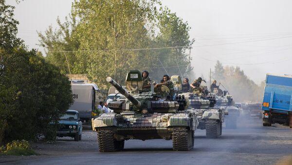 Vojska Azerbejdžana - Sputnik Srbija