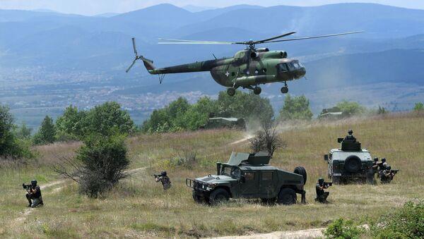 Вежба која је веома корисна за мировне операције - Sputnik Србија