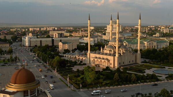 Džamija Srce Čečenije u Groznom - Sputnik Srbija