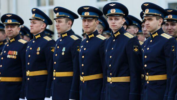 Официри руске војске - Sputnik Србија