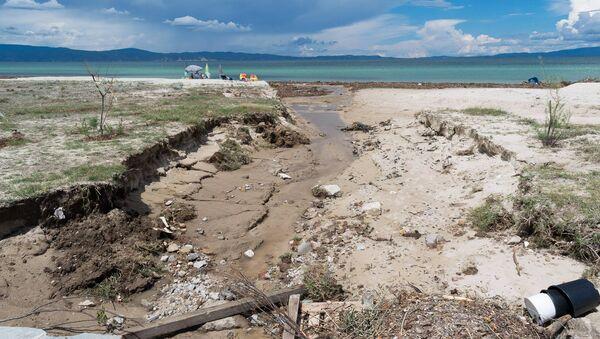 Последице поплава на Ситонији - Sputnik Србија